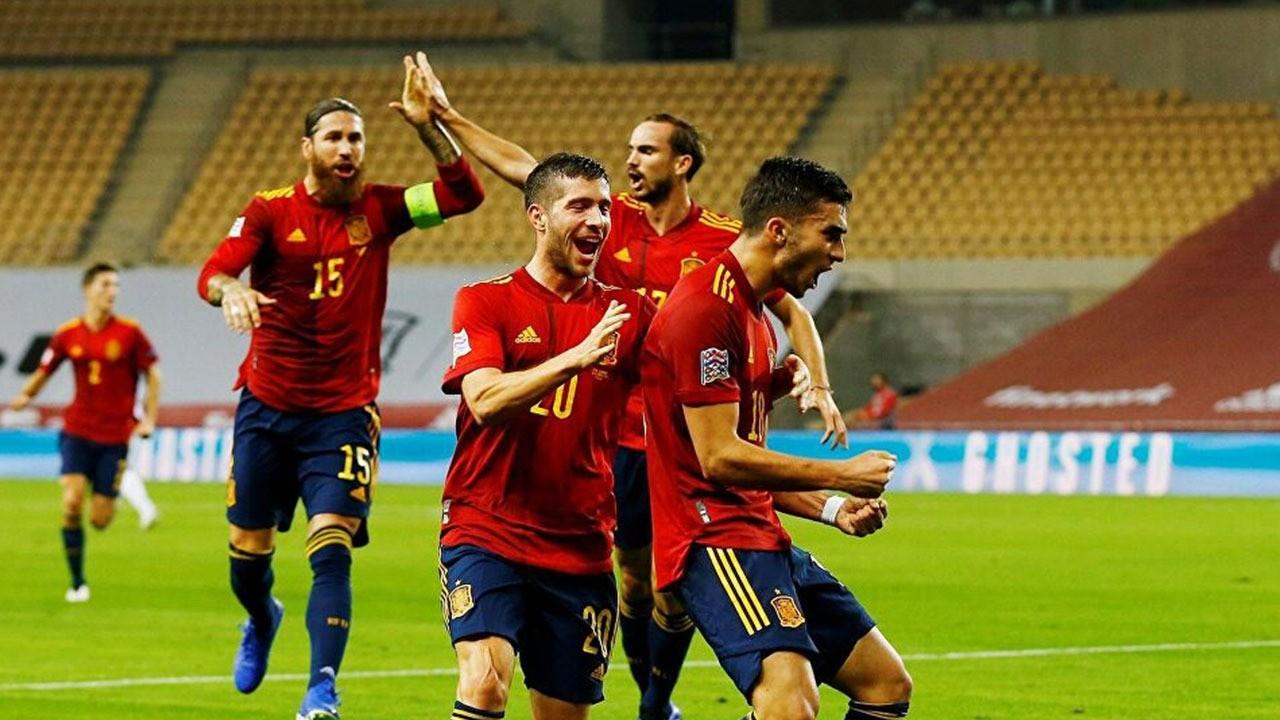 İspanya'dan tarihi zafer!