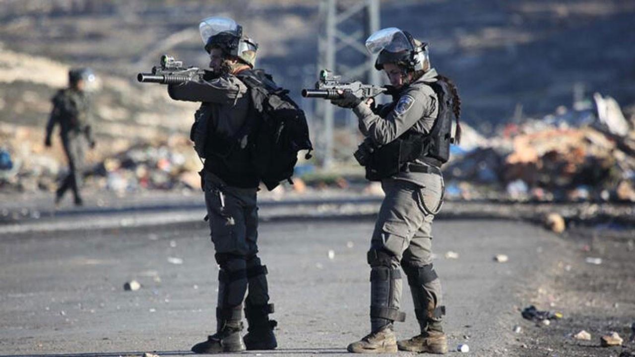 İsrail'den Batı Şeria müdahalesi