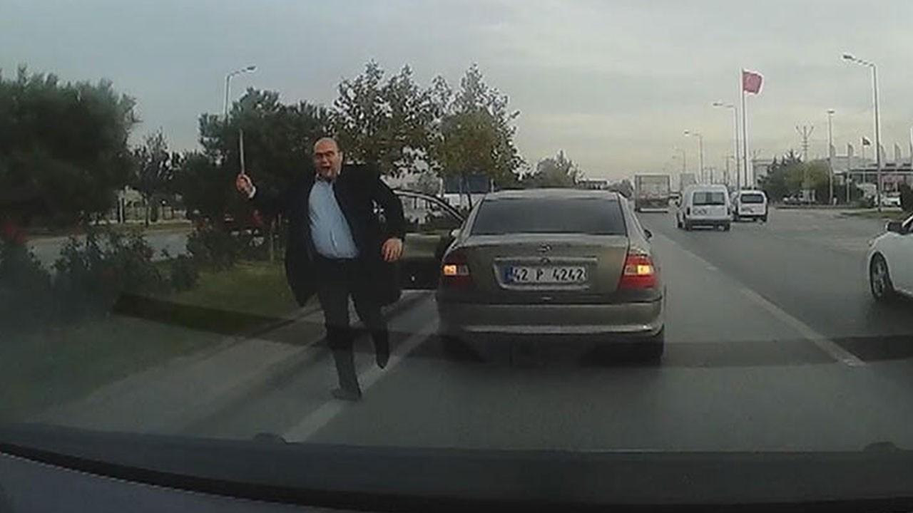 Levyeli saldırgan tutuklandı