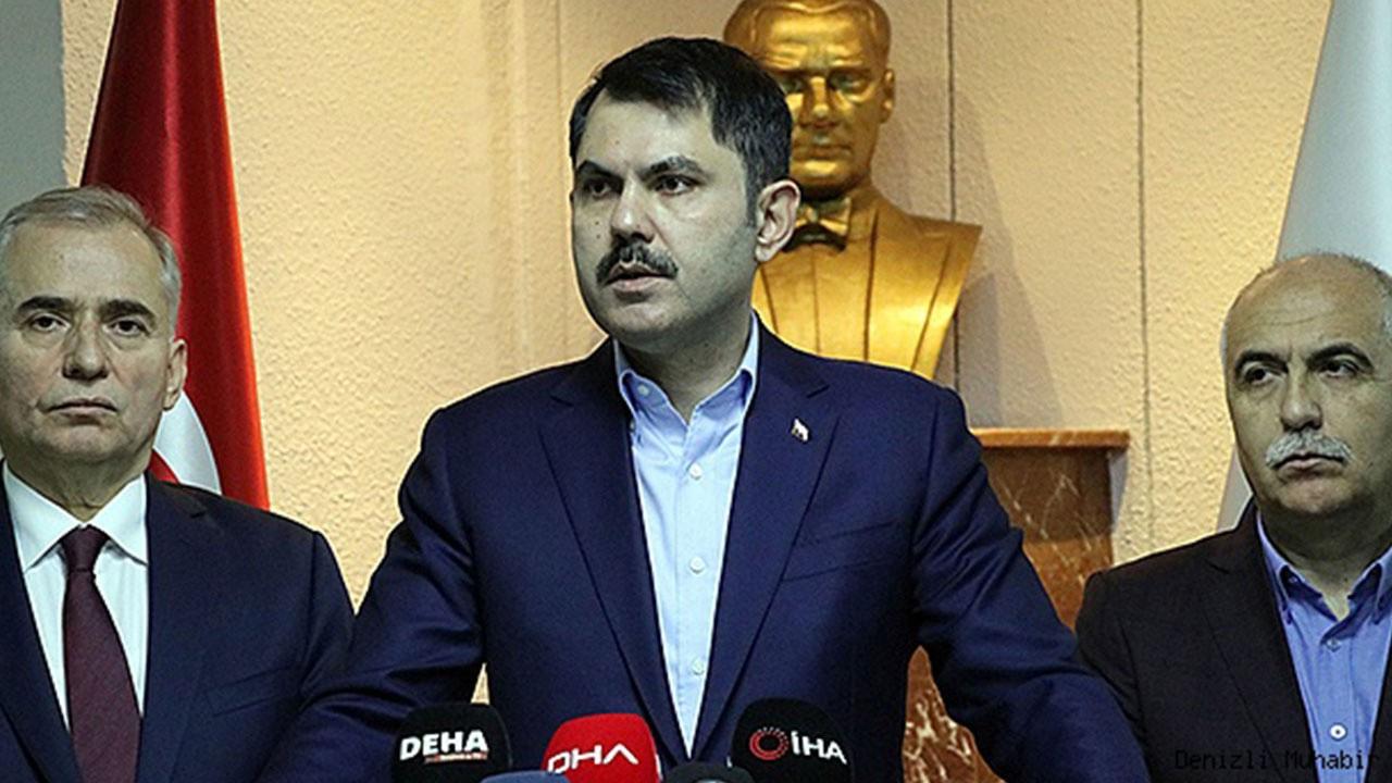 Bakan Kurum'dan Emlak Katılım açıklaması