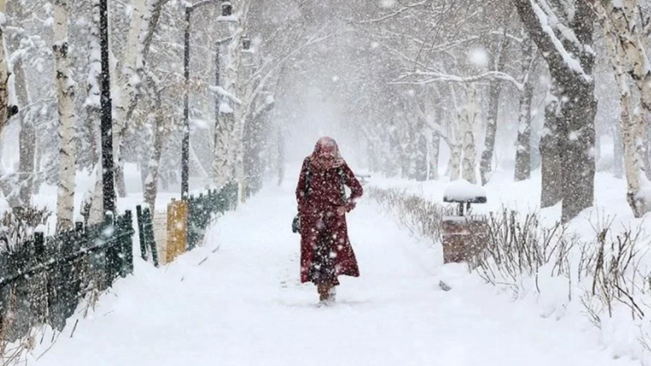 Meteoroloji'den sağanak ve kar uyarısı!