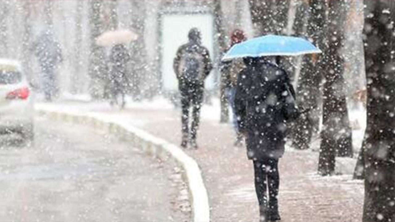 Bugün hava nasıl olacak? Kar ve sağanak uyarısı!