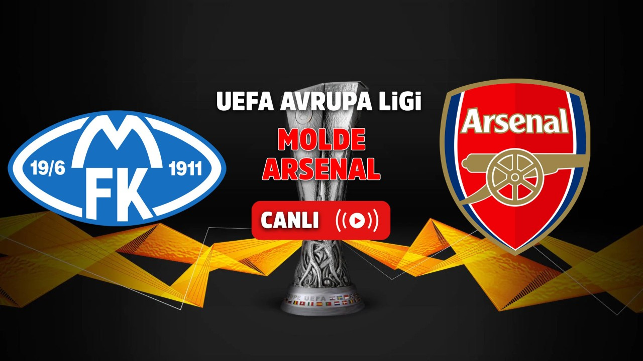 Molde – Arsenal Canlı