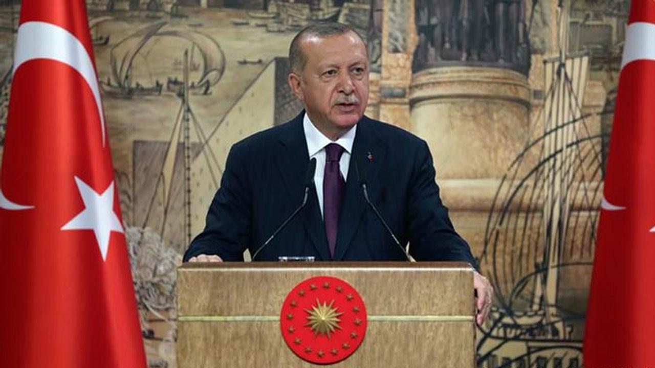 Cumhurbaşkanı Erdoğan'dan İslamofobi uyarısı!