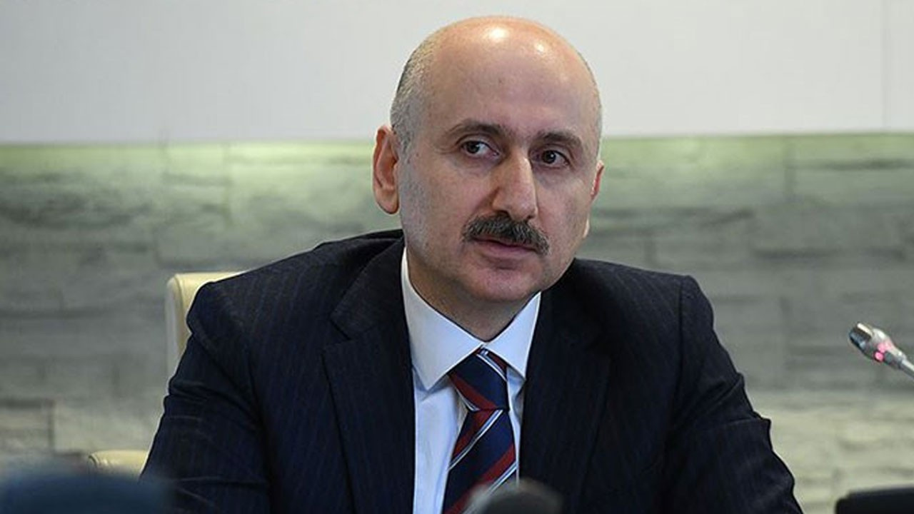 Ulaştırma Bakanı Kuzey Marmara'da sürdü