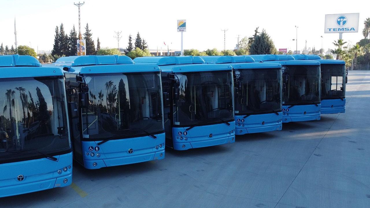 İlk elektrikli otobüs ihracatını yaptı