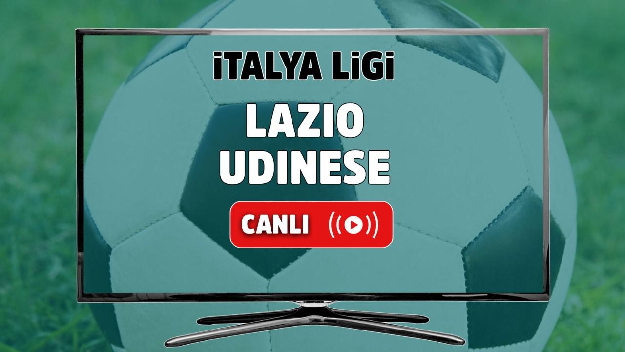 Lazio - Udinese Canlı maç izle