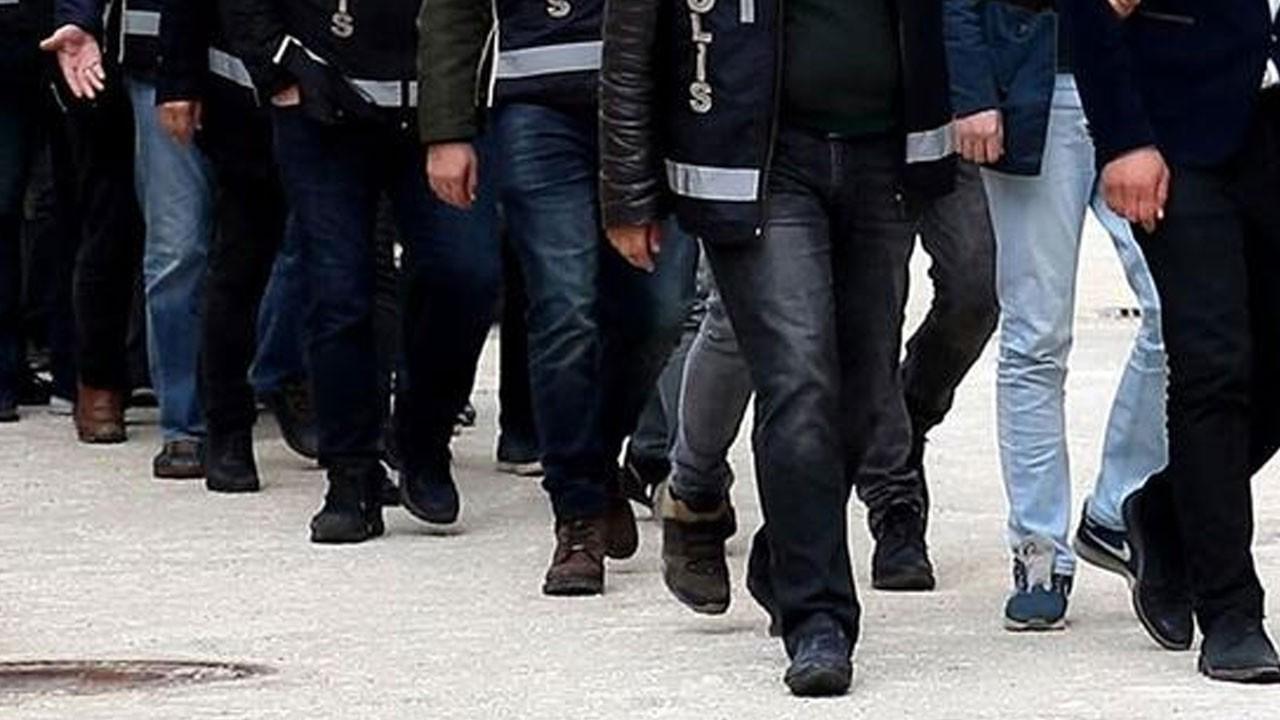 267 terör şüphelisi gözaltına alındı