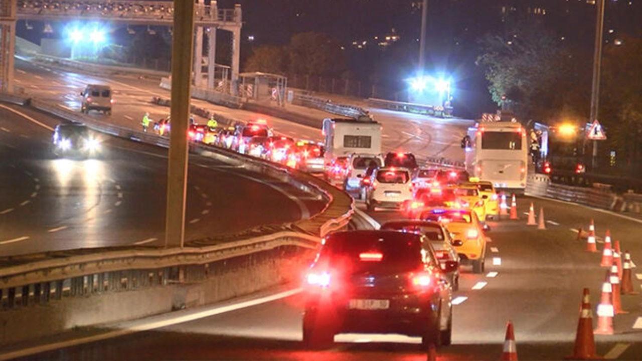 Trafikte izin belgesi olmayanlara ceza kesildi