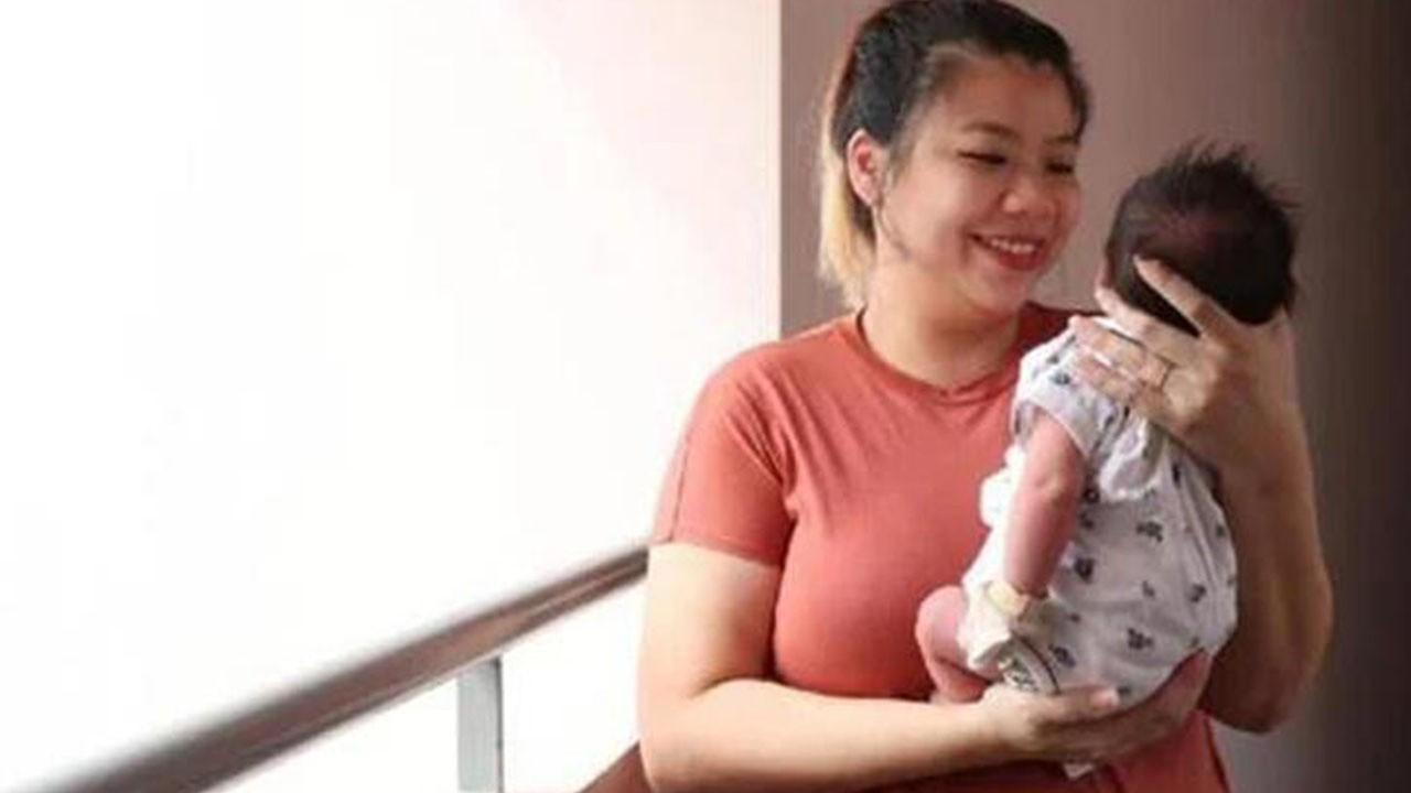 Korona virüs antikorlarına sahip bebek doğdu