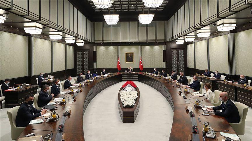 Gözler Kabine Toplantısı'nda!.. Yeni yasaklar masada! - Sayfa 1