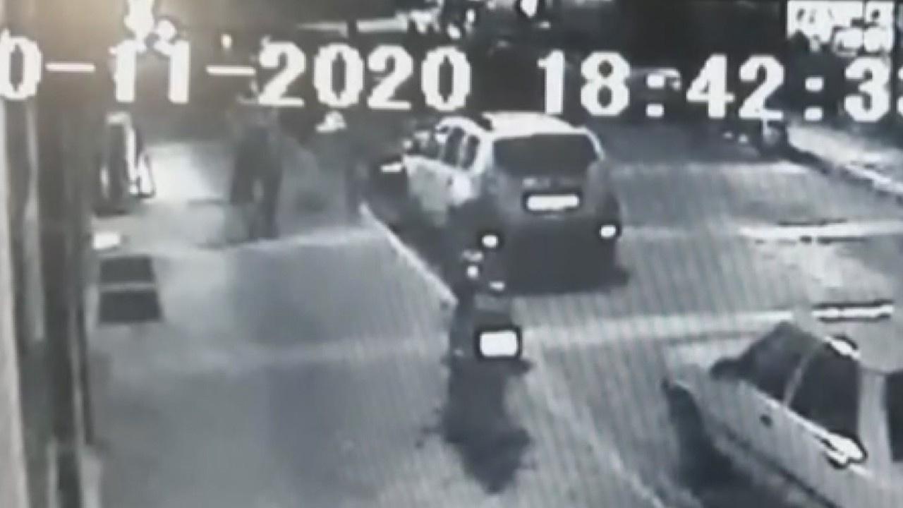 Husumetlisi tarafından sokak ortasında vuruldu