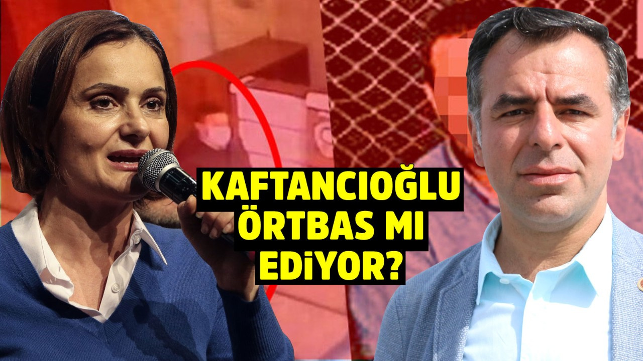 CHP'deki tecavüz skandalında flaş gelişme!