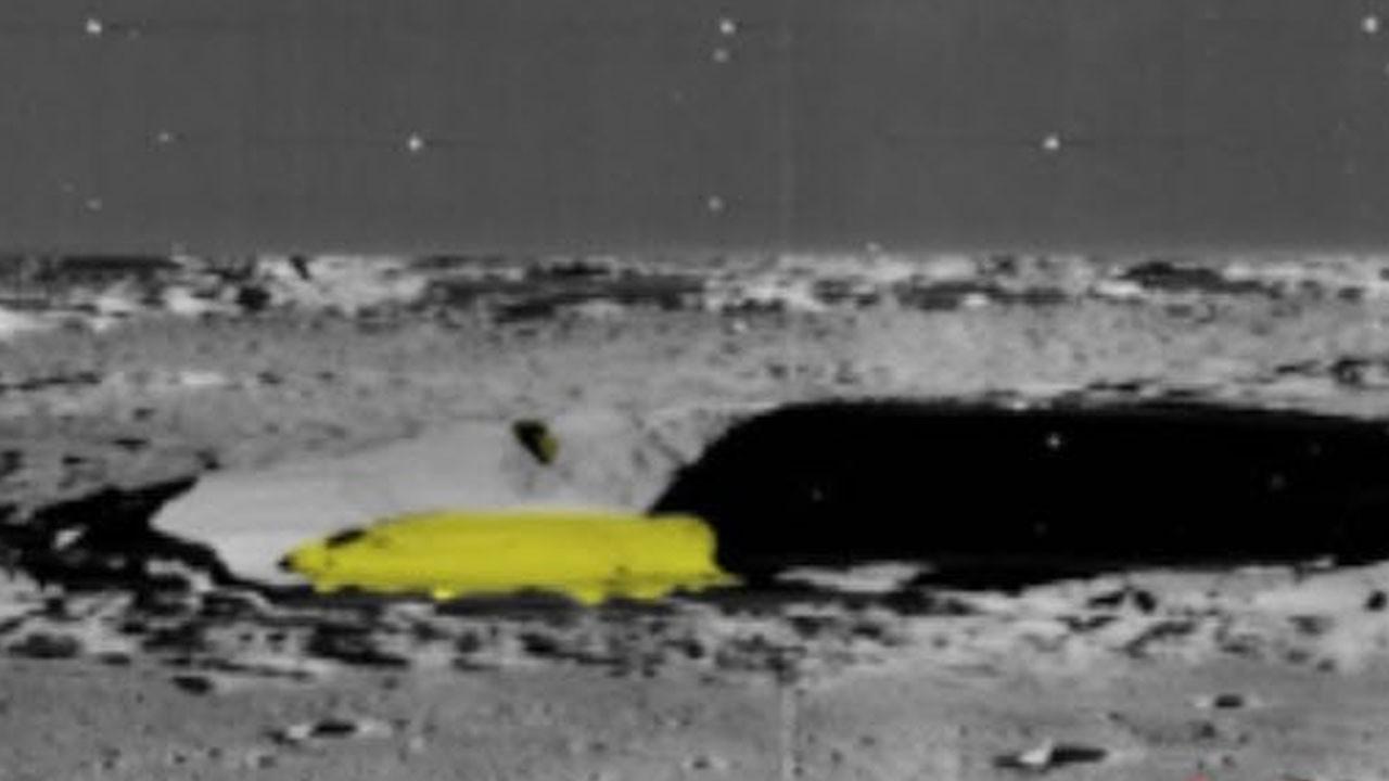 Ay'a gizlice astronotlar gönderildi çünkü...