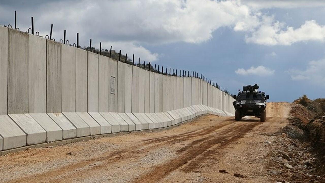Kaçak göçmenler sınırda durduruldu