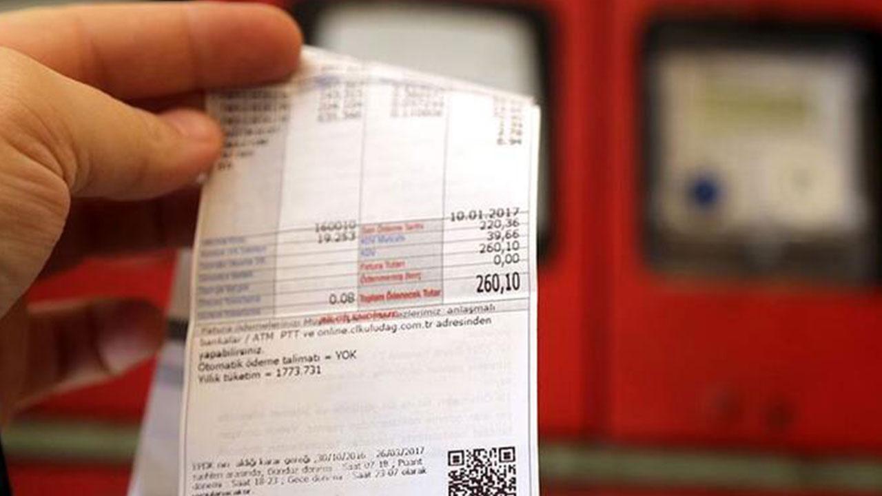 Elektrik faturasında yeni dönem! 4200 lira indirim