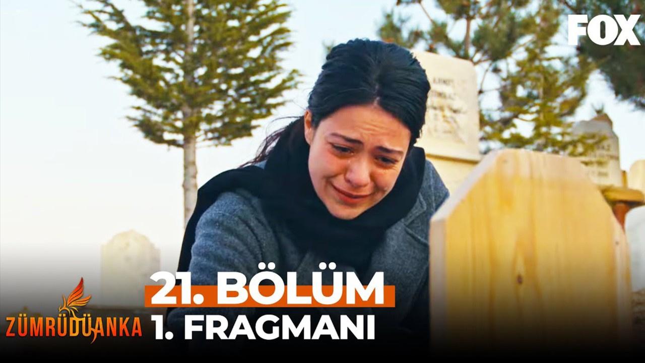 Zümrüdüanka dizisi 21. Bölüm Fragmanı izle!