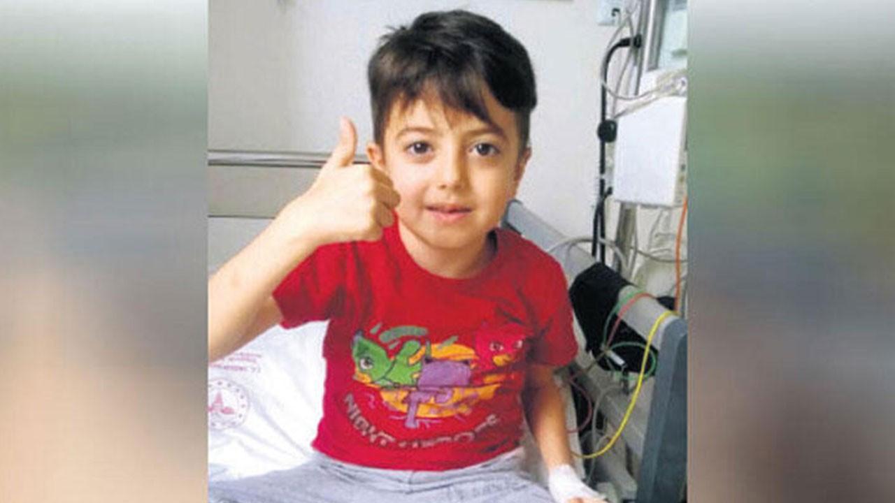 7 yaşındaki Uğur'dan acı haber