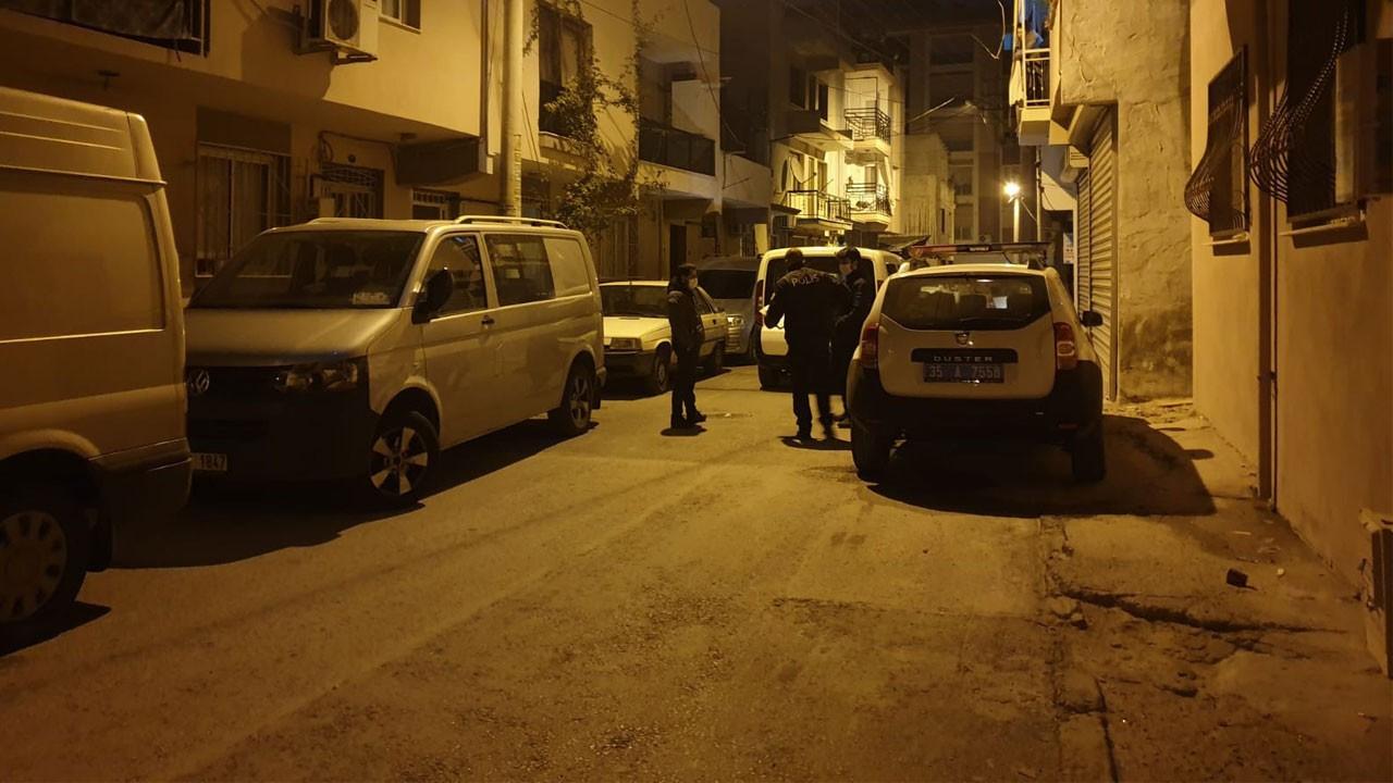 İzmir'de sır ölüm!