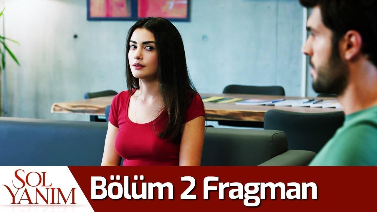 Sol Yanım dizisi 2. Bölüm Fragmanı izle