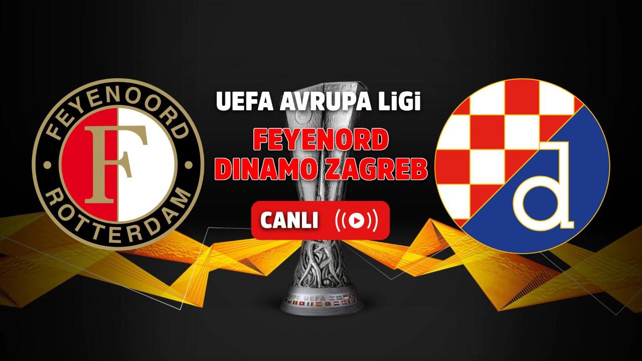 Feyenoord – Dinamo Zagreb Canlı
