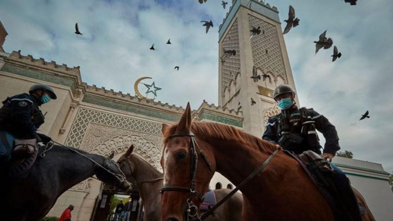 Fransa 76 camide denetim başlatıyor: Bazıları kapa