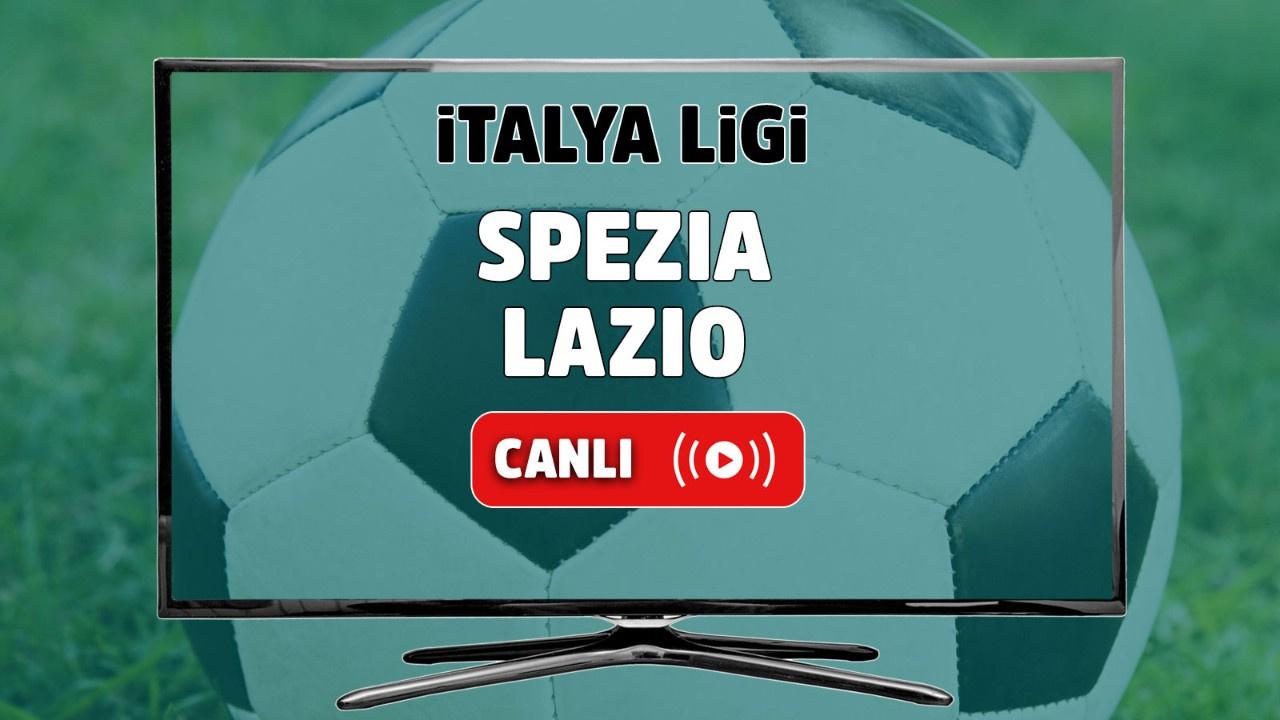 Spezia - Lazio Canlı