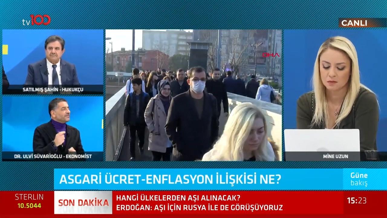 ''Türkiye'de yapılan yardımlar hibe değil''
