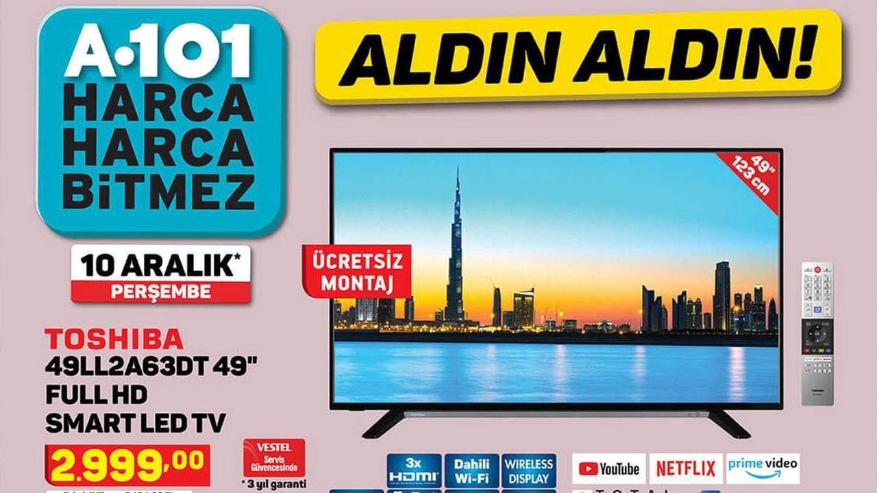 A101 15 Aralık 2020 Aktüel ürünler kataloğu!