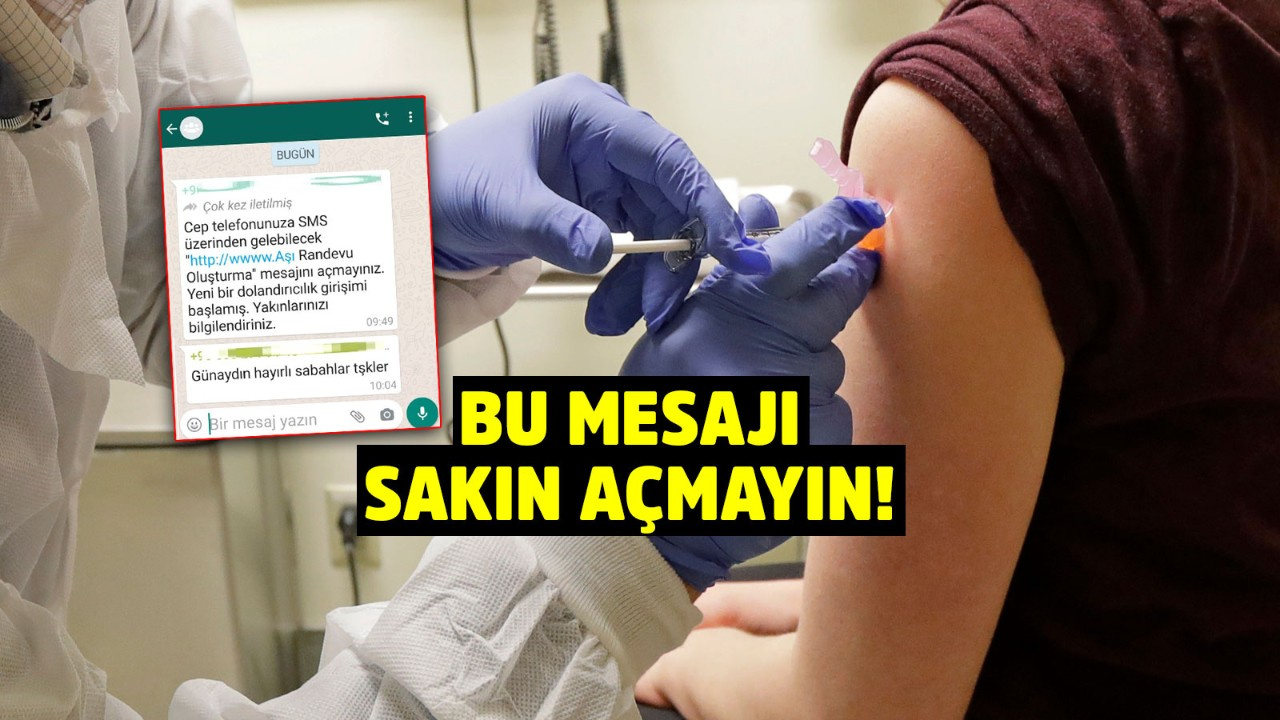 Koronavirüs dolandırıcılarına dikkat!