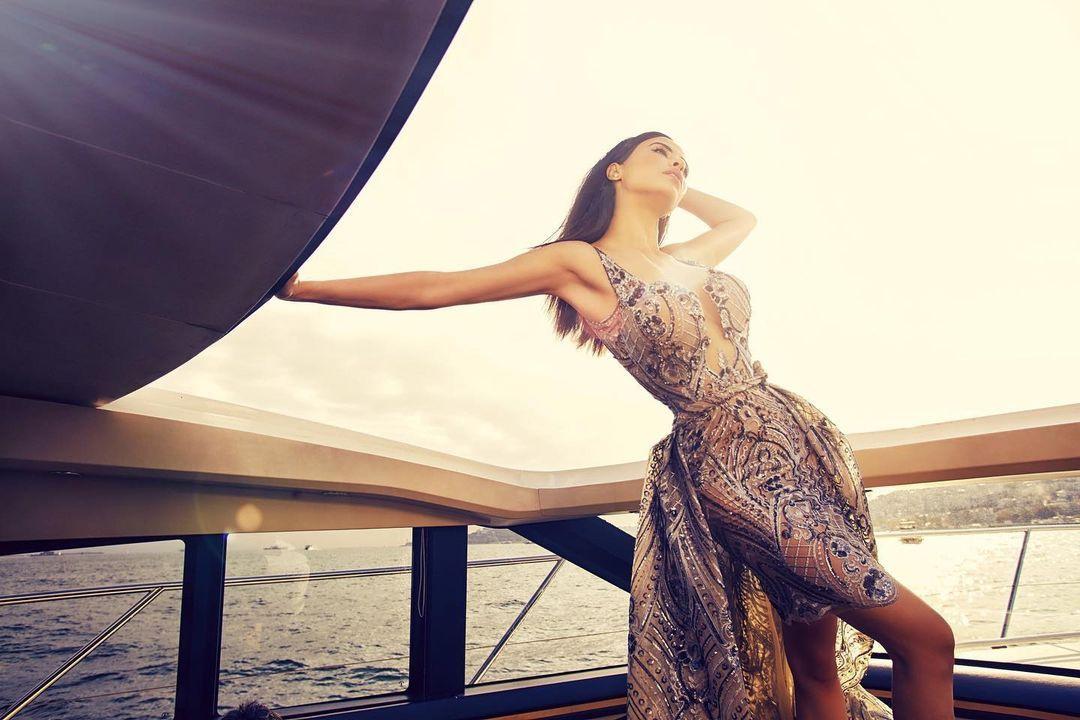 Best Model of the World birincisi İman Casablanca Instagram hesabından bu fotoğrafı paylaştı! - Sayfa 3
