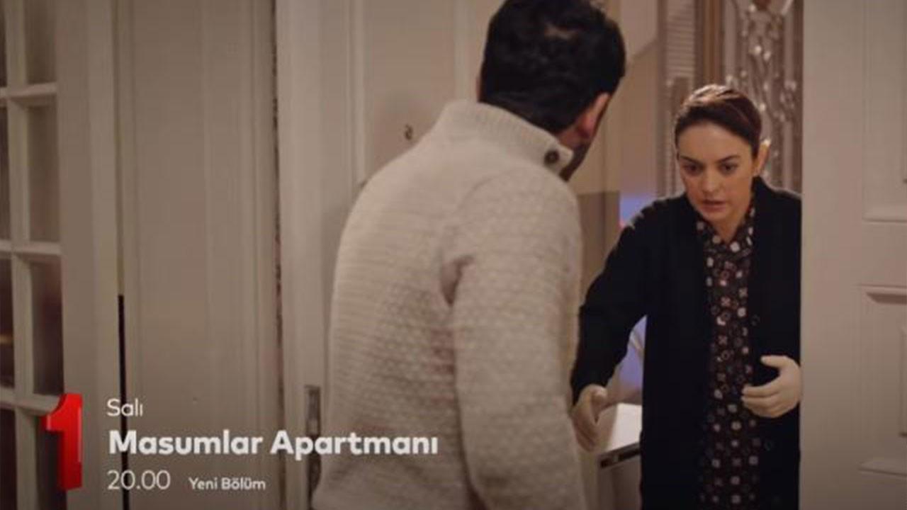 Masumlar Apartmanı 13. Bölüm izle
