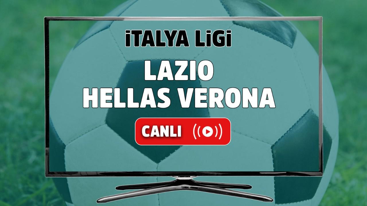Lazio - Hellas Verona Canlı