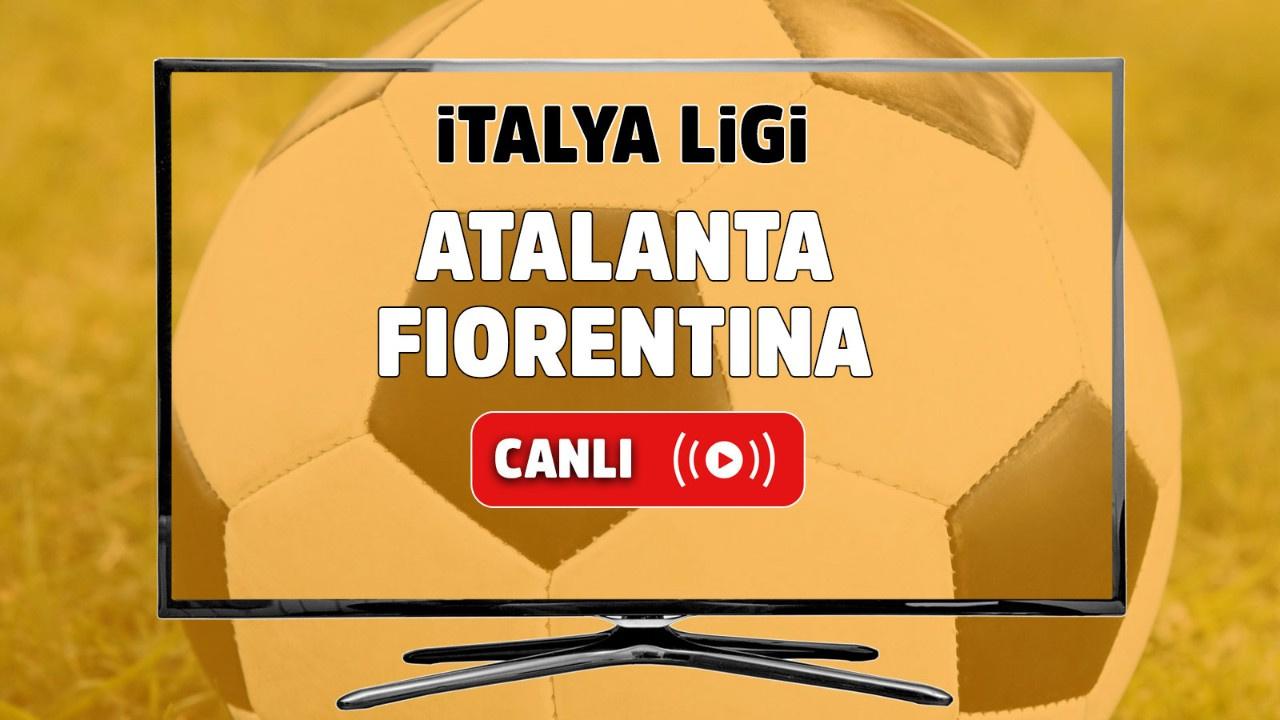 Atalanta - Fiorentina Canlı