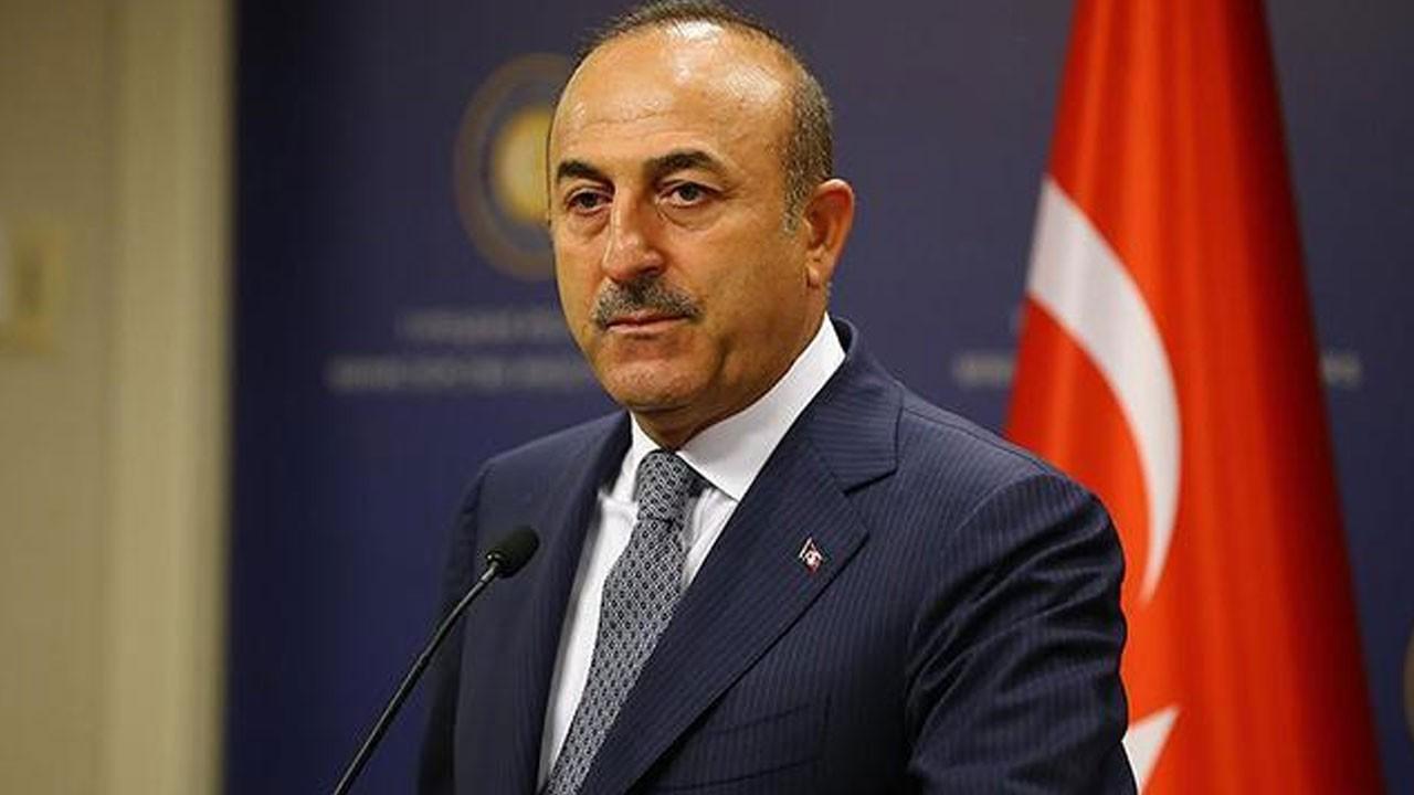 Bakan Çavuşoğlu'ndan AB'ye mesaj!