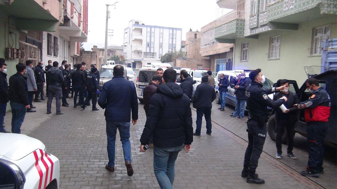 Yer: Şanlıurfa... Polislere bıçakla saldırdılar!
