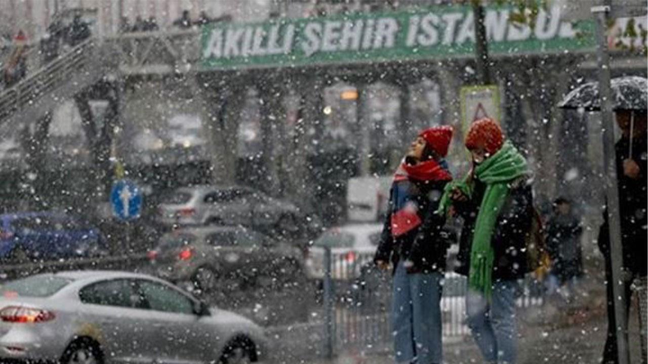 Bugün hava nasıl olacak? Yoğun kar uyarısı!