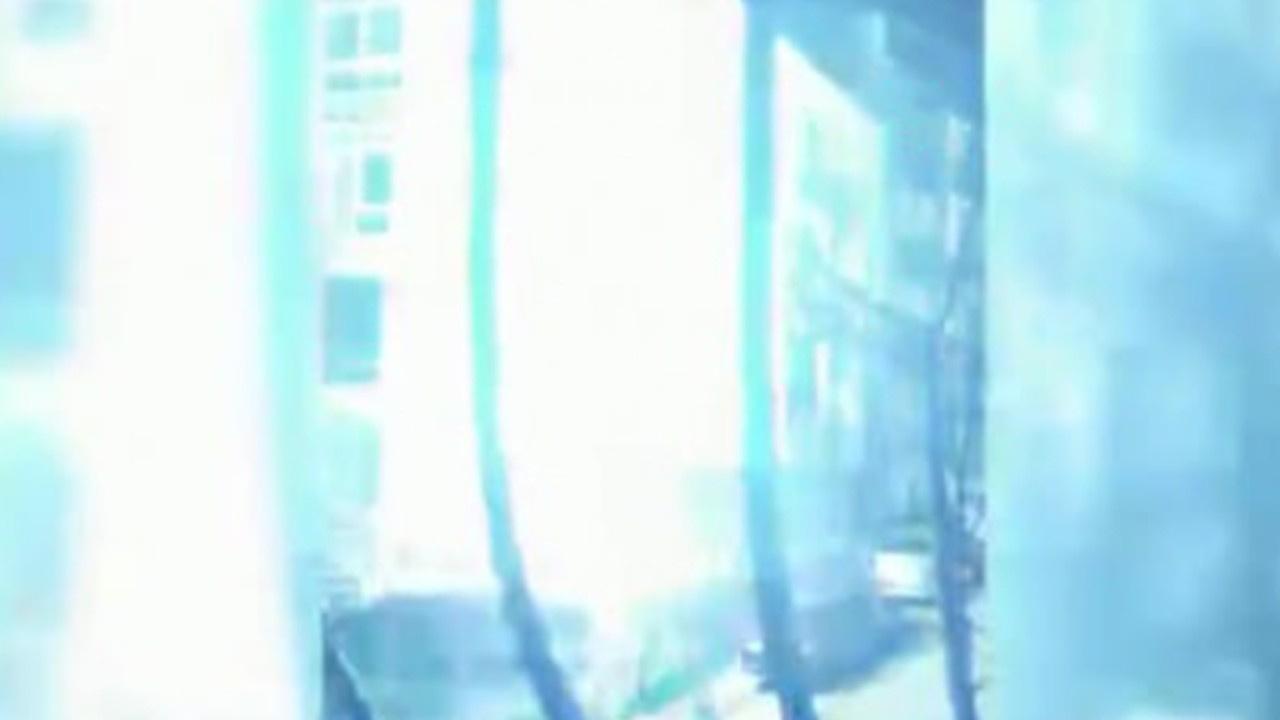 İstanbul'da elektrik tellerinde korkutan patlama