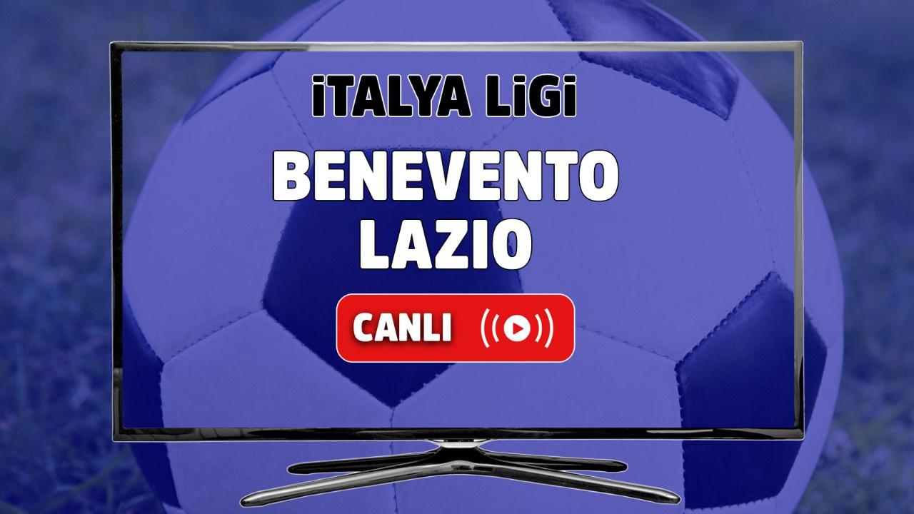 Benevento - Lazio Canlı