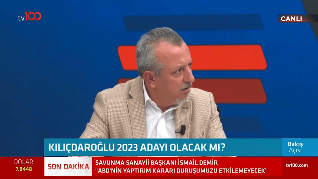 Kılıçdaroğlu bence gaza gelerek söyledi adaylığını