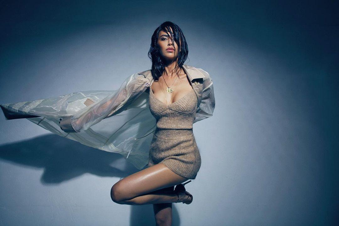 Best Model of the World birincisi İman Casablanca Instagram hesabından bu fotoğrafı paylaştı! - Sayfa 1