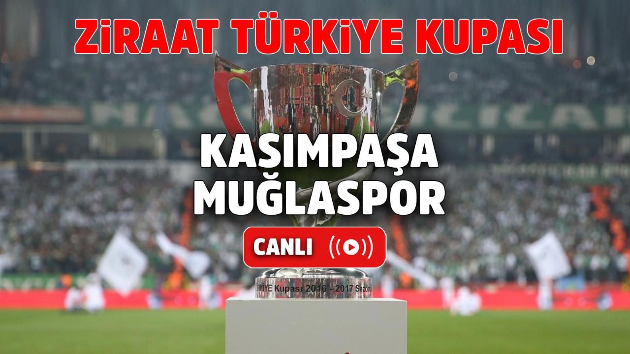 Kasımpaşa 5–0 Muğlaspor