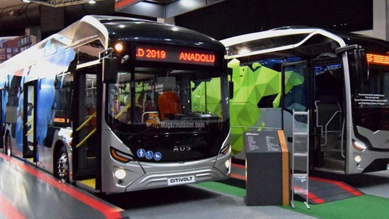 100 adet otobüs ihalesi iptal edildi