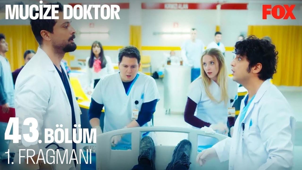 Mucize Doktor dizisi 42. Bölüm Fragmanı izle