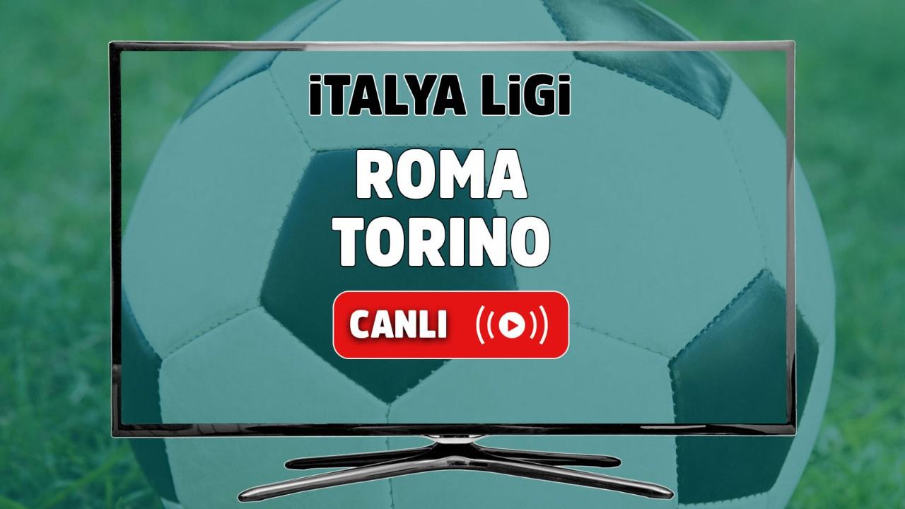 Roma - Torino Canlı