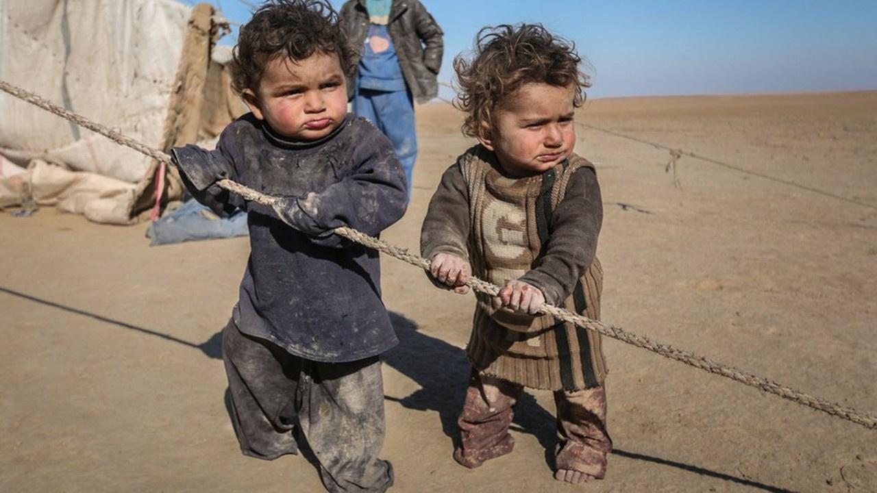 BM: Suriye'de çocuklar yoksulluktan bodur kalıyor