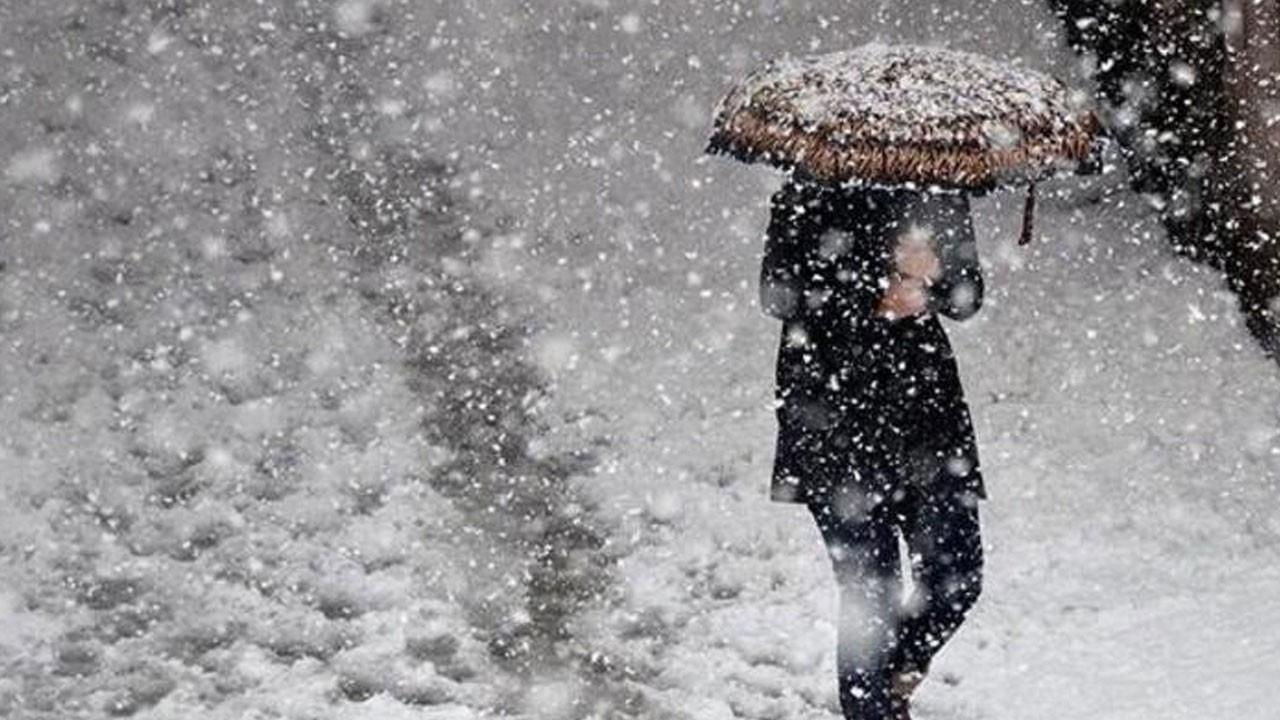 İstanbul ve Ankara için kar uyarısı!