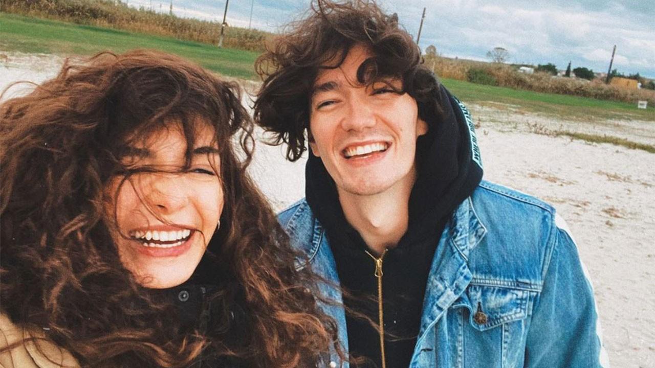 Ebru Şahin sevgilisiyle fotoğraf paylaştı!