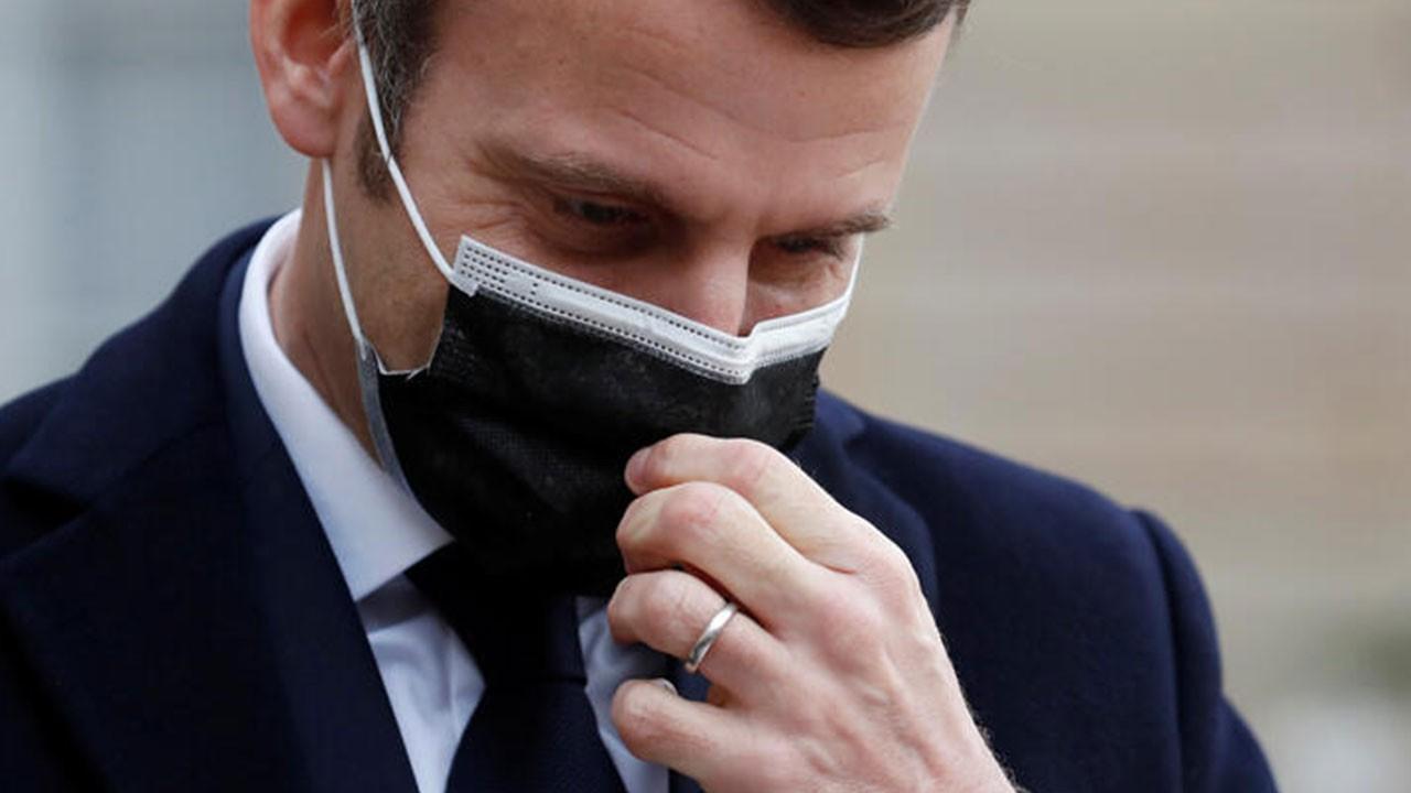 Koronavirüse yakalanan Macron: Sağlık durumum iyi