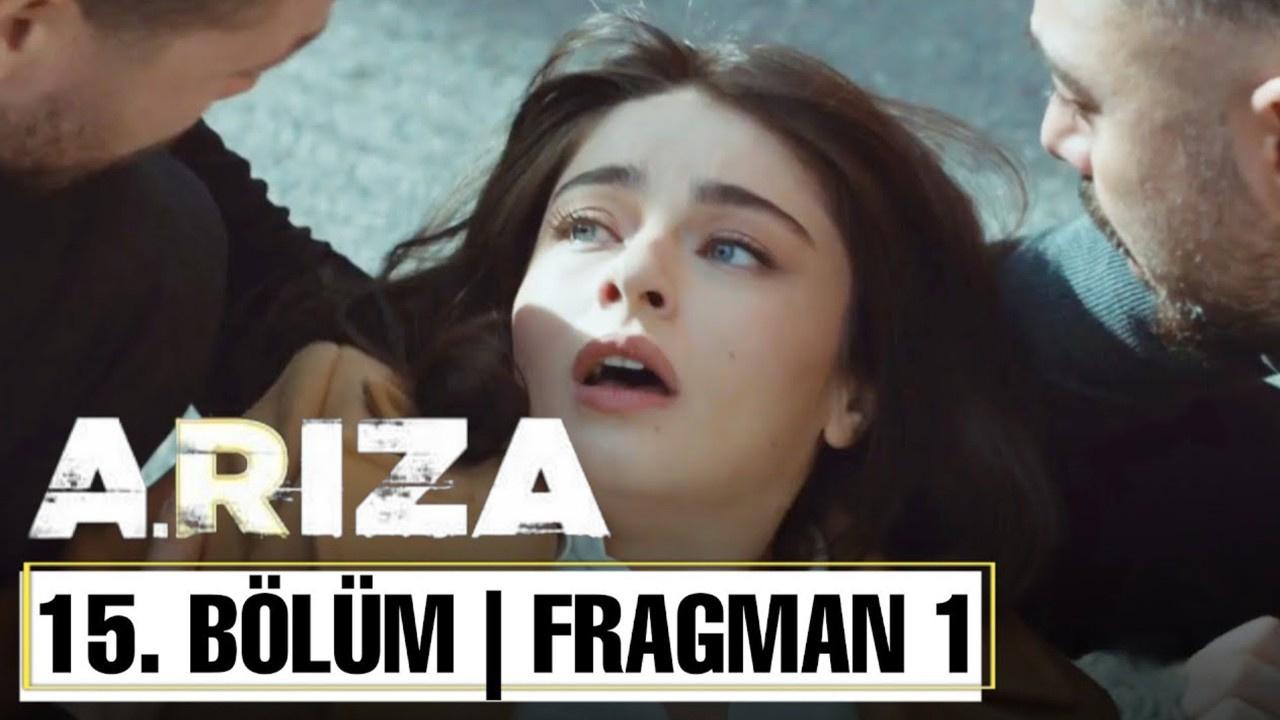 Arıza dizisinin 15. Bölüm Fragman yayınlandı!